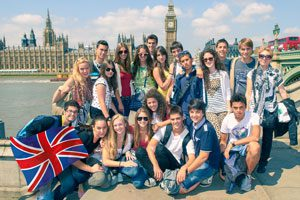 Englisch Klassenreise nach England