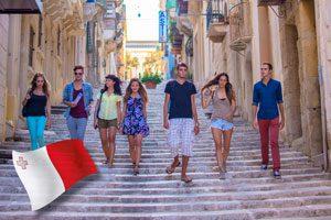 Sprachkurs Malta