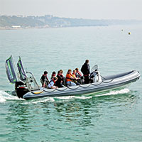 Rib-Boat Tour